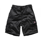 Dickies Redhawk Black Cargo Shorts DIC83434B