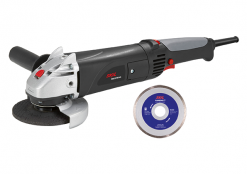 Skil Masters 1046MK 1200W Grinder - Variable Speed + FREE Diamond Disc