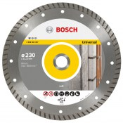 Bosch Diamond Cutting Disk for Universal Turbo 230 x 22.23mm