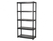 Sealey AP630C 5 Level Composite Racking Unit 30kg Capacity Per Level
