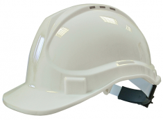 Deluxe Safety Helmet (White)