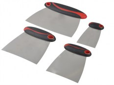 Filler & Spreader Set of 4 Stainless Steel FAISGFILLERS