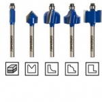 TRIO Router Bit Set