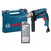 Bosch Hammer Drill GSB 13 RE (230 V) + Accessories