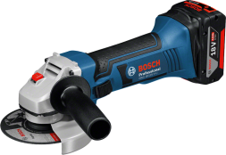 Bosch Cordless Angle Grinder GWS 18 V-Li DS(Body Only)