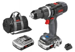 Skil Masters 2899MB 18V 1.5A Li-Ion Cordless Drill + Extra Battery