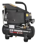 Sealey Compressor 6ltr Direct Drive 1hp