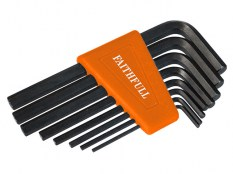 Faithfull FAIHKS8M Hex Key Set of 8 FAIHKS8M