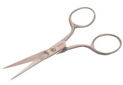 Embroidery Scissors Straight 100mm (4in) FAISCES4