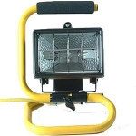 Faithfull Portable Site Light 150W FPPSL150CP