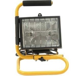 Faithfull Portable Site Light 500W FPPSL500P