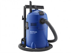 Nilfisk Buddy II Wet & Dry Vacuum With Power Tool Take Off 18 Litre 1200 Watt 240 Volt