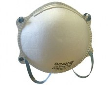 Scan SCAPPEP2M Moulded Disposable Mask