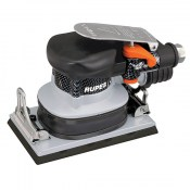 RUPES RE21ACM  PNEUMATIC ORBITAL PALM SANDER 80X130 VELCRO ORB 3MM + 3 YEAR WARRANTY
