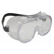 Indirect Vent Safety Goggles SCAPPEGIDV