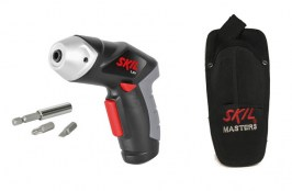 Skil 2436AB Cordless Screwdriver + Holster