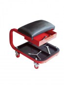 Faithfull FAIAUSEAT Workshop Seat w/Tool Storage Compartment