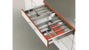 Blum Single Tier wide insert (103mm w) for Tandembox 500mm deep