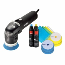 RUPES LHR75E/STN Bigfoot MINI RANDOM ORBITAL POLISHER 230V KIT STN  -  3 YEAR WARRANTY